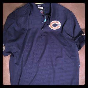 Chicago Bears Nike Polo